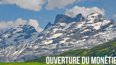 Ouverture des locations au Monêtier-les-Bains !
